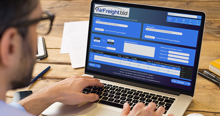 What is Airfreight.bid